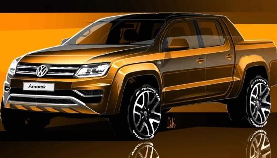 Volkswagen Amarok 2017: офіційна презентація