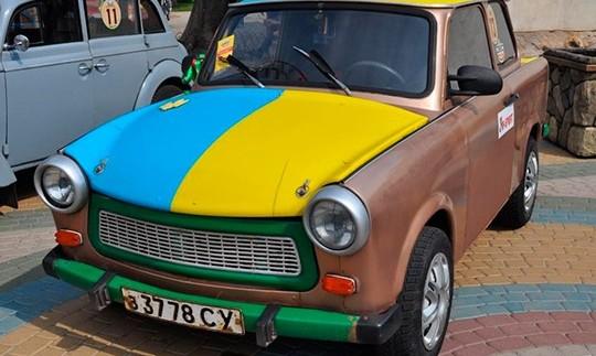 ТОП-5 унікальних автомобілів, які можна побачити тільки в Україні