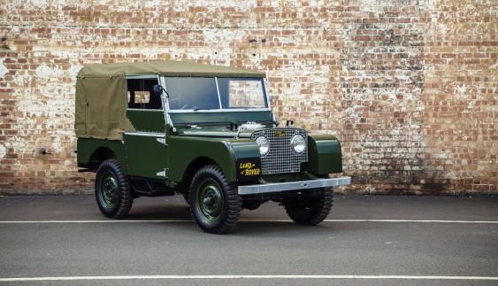 Land Rover знову випустить свій перший позашляховик