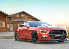Ательє GeigerCars побудувало 820-сильний Ford Mustang