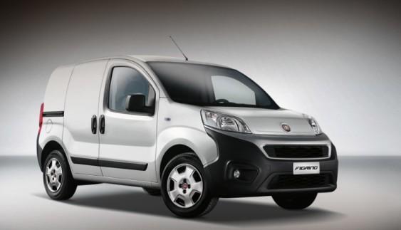 Компанія Fiat представила модернізовану версію Fiorino