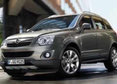 Opel готує відразу чотири нові моделі