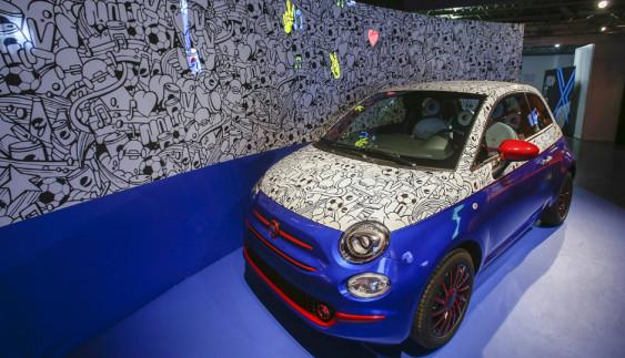 Тюнінг-ательє підготувало Fiat 500 в стилі Pepsi