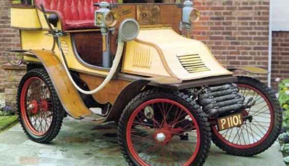 Як змінились автомобільні фари за 120 років