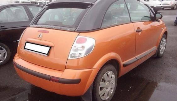 Які вживані кабріолети можна купити до 300 тисяч гривень