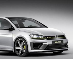 Volkswagen Golf отримає 400-сильний двигун