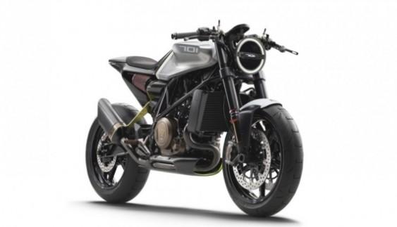"""Husqvarna випустить мотоцикл у стилі """"Cafe racer"""""""