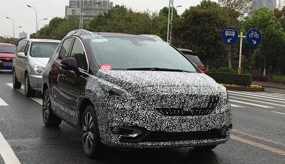 З'явилося зображення інтер'єру нового Peugeot 3008