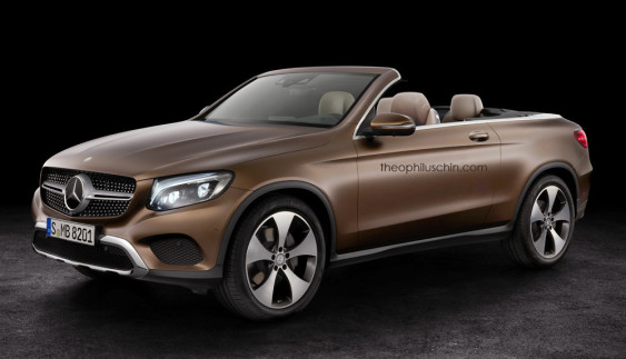 Кросовер-кабріолет Mercedes: він міг би бути таким