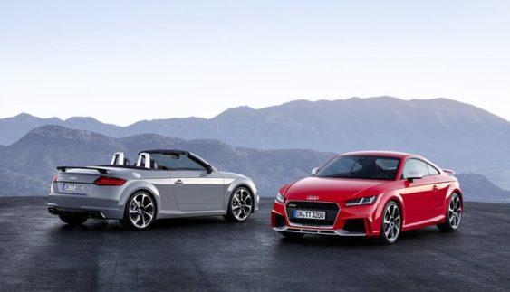 Audi показала найпотужніший TT