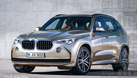 Новий BMW X5: перша інформація