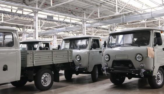 """Автомобіль """"Буханка"""" отримає ряд опцій від оновленого УАЗ Патріот"""