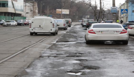 Рекламую хорошу ідею: у Кличка запропонували вирішення проблеми ремонту доріг