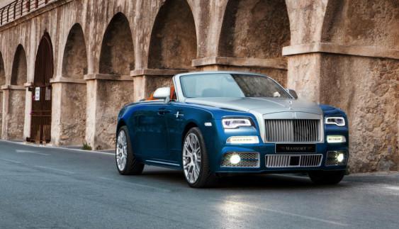 Німці підготували перший тюнінг для Rolls-Royce Dawn