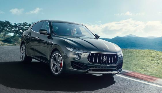 У Maserati зробили прототип Levante з мотором V8