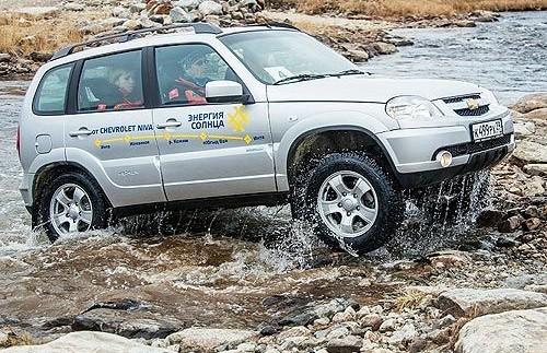 На українському ринку з'явиться нова версія Chevrolet Niva