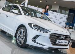 Шосте покоління Hyundai Elantra презентовано в Україні
