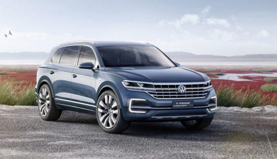 Новий Volkswagen Touareg 2017: яким буде позашляховий флагман