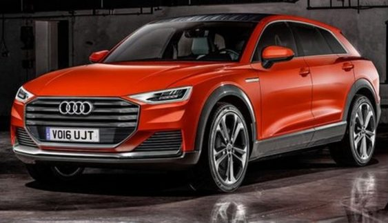 """Audi Q8: що вже відомо про новий """"кросовер""""?"""