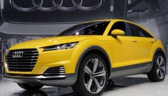 """Audi Q4: підготовка нового """"позашляховика"""""""