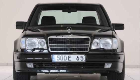 Mercedes-Benz Brabus 6.5 W124 в ідеальному стані