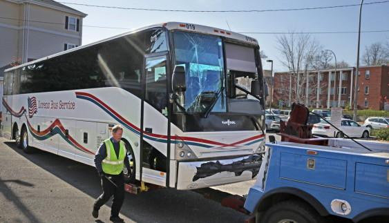 Автобуси в Україні хочуть оснастити «тривожними кнопками»