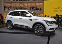 Renault представляє в Пекіні нове покоління кросовера Koleos