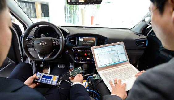Марка Hyundai анонсувала «розумну машину»