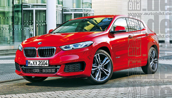 BMW X2: нова інформація