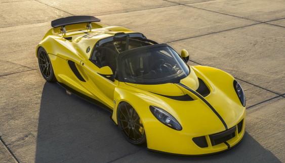 Найшвидший кабріолет у світі: зафіксовано новий рекорд