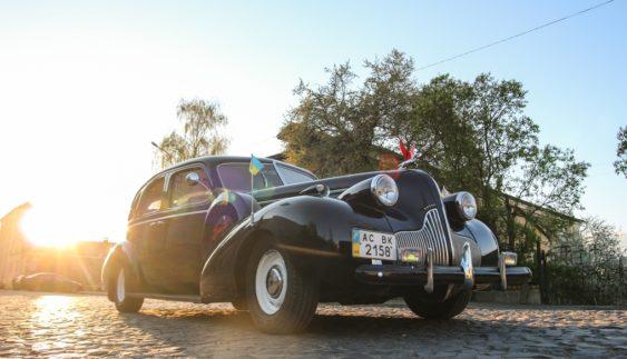 Українець відреставрував авто генерала Монтгомері
