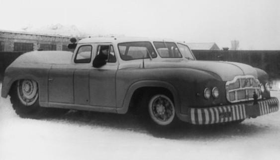 28-тонний МАЗ-541: гігантський седан з СРСР