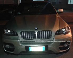 Два елітні авто із знищеними VIN-номерами приїхали в Україну (ФОТО)