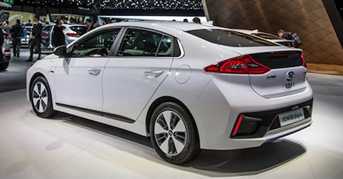 Hyundai в 2018 році випустить електричний позашляховик