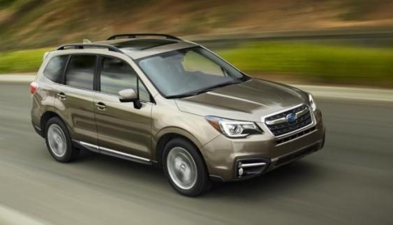 Кросовер Subaru Forester 2017: інформація про новинку