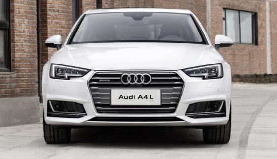 "Audi показала новий ""седан"" A4"