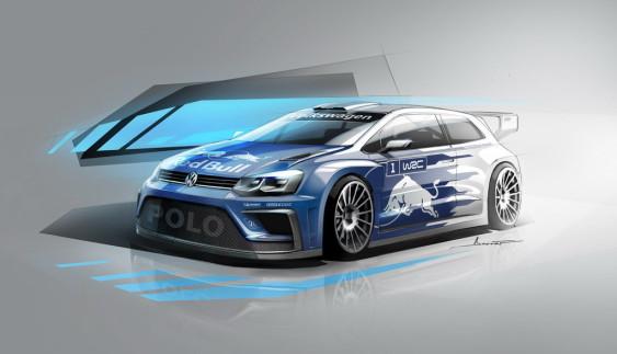 Новий VW Polo WRC 2017: перша інформація