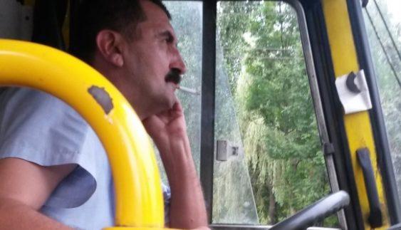 Водіям маршруток патрульні пригрозили штрафом