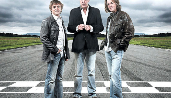 Екс-ведучі Top Gear запускають сайт про автомобілі