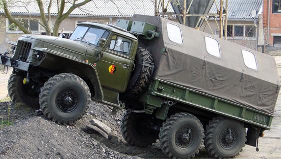 Автомобіль Урал-375: історія створення (відео)