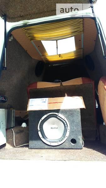 Легковой фургон (до 1,5 т) ЗАЗ 1105 Дана (ZAZ 1105 Дана) 2004 года.