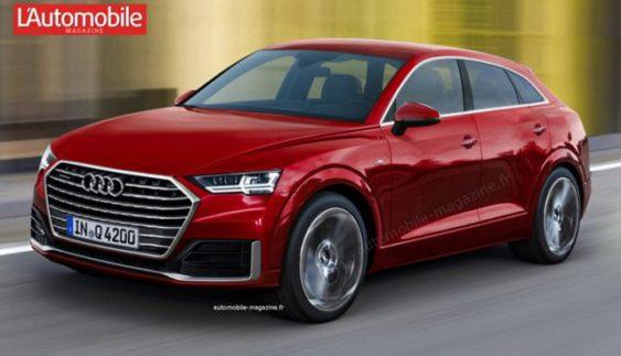 Новий Audi Q4 кидає виклик BMW (фото)