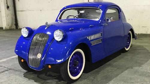 Рідкісна спортивна Skoda 1934 року випуску була оцінена в 99 тисяч євро (фото)