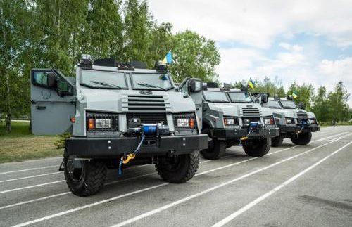Ще один український бронеавтомобіль пішов в серію