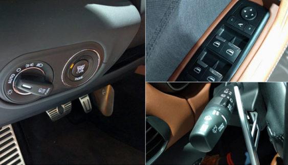 Жертва уніфікації: в Maserati знайшли деталі від Dodge RAM