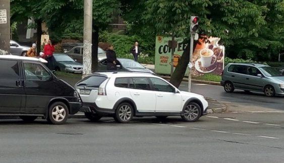 Постояв на переході – заплати 510 грн (Фото)