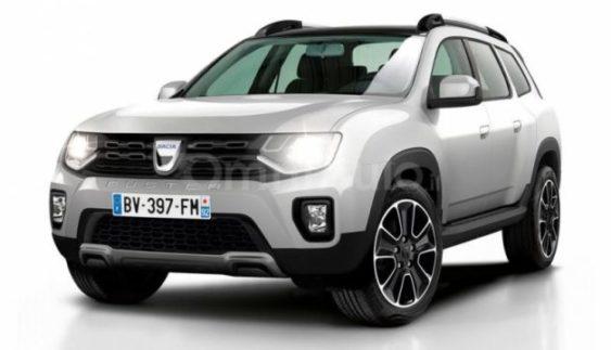 У Мережі опублікували рендер нового покоління Dacia Duster