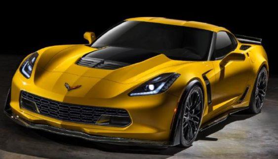 Новий Corvette буде середньомоторним