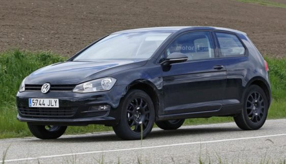 Вперше помітили новий маленький кросовер Volkswagen