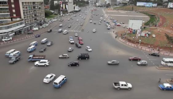 Найбільш «божевільне» перехрестя в світі (Відео)